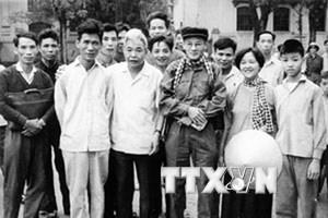 Nguyện ước cháy bỏng của nhà báo thông tấn Trần Thanh Xuân