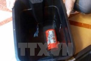 Ai Cập thông báo bộ nhớ hộp đen máy bay MS804 không hư hại