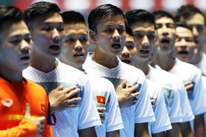 Giải thưởng Futsal World Cup: Futsal Việt Nam được vinh danh