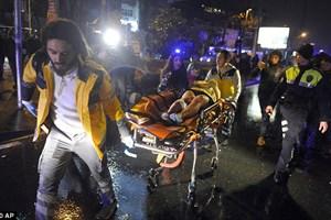 Thổ Nhĩ Kỳ đã bắt vợ của kẻ tấn công khủng bố hộp đêm Reina