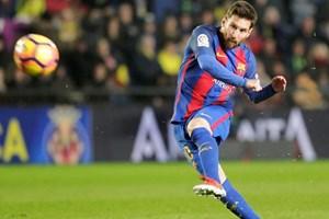 Messi không tham dự Gala trao giải Cầu thủ xuất sắc nhất thế giới