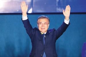 Tân Tổng thống Hàn Quốc Moon Jae-in công bố một loạt đề cử nội các