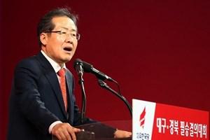Hàn Quốc: Nhân vật bảo thủ tuyên bố sẽ kiềm chế chính phủ