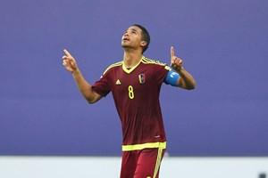 Hạ U20 Nhật Bản, U20 Venezuela lần đầu vào tứ kết U20 World Cup