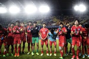 Ban tổ chức U20 World Cup thất thu lớn sau khi Hàn Quốc bị loại