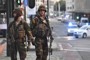 Bỉ đã xác định được danh tính kẻ đánh bom tại ga tàu điện ngầm