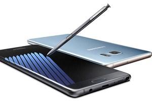 Hãng Samsung ra mắt bản tân trang của điện thoại Galaxy Note 7