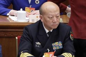 Kyodo: Cựu Tư lệnh Hải quân của Trung Quốc bị điều tra