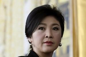 Thái Lan xác nhận cựu Thủ tướng Yingluck đang có mặt tại Anh