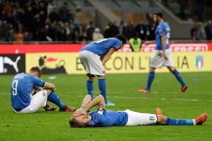 Tuyển Italy vắng mặt ở World Cup 2018: Sau vực thẳm là gì?