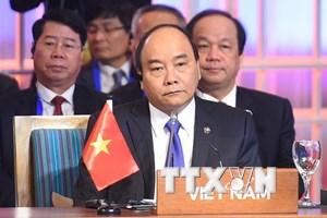 Thủ tướng phát biểu tại Hội nghị Cấp cao ASEAN-Ấn Độ lần thứ 15