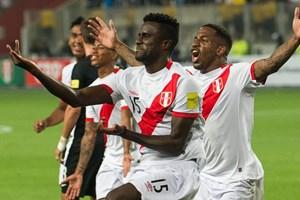Peru giành tấm vé cuối cùng dự vòng chung kết World Cup 2018
