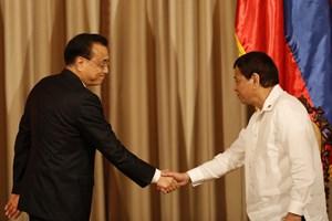 Trung Quốc, Philippines nhất trí tránh dùng vũ lực trên Biển Đông