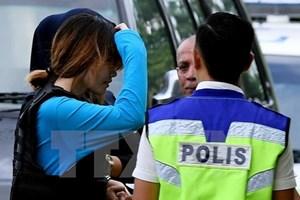 Malaysia tiếp tục xét xử vụ Đoàn Thị Hương vào tháng 1 tới