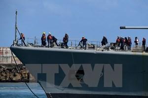 Vụ tàu ngầm Argentina mất tích: Phát hiện tín hiệu liên lạc mới