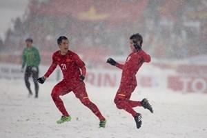 Tiền thưởng cho đội tuyển U23 Việt Nam vượt mốc 50 tỷ đồng