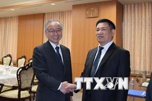 Việt Nam và Nhật Bản tăng cường hợp tác trong lĩnh vực kiểm toán