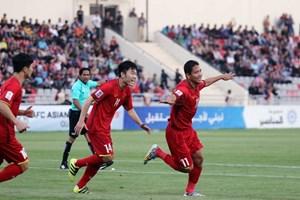 Việt Nam đối đầu Thái Lan và Philippines ở VCK Asian Cup 2019?
