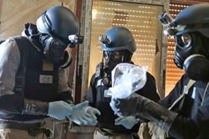 [Video] Chuyên gia của OPCW đến Douma sau nhiều ngày trì hoãn