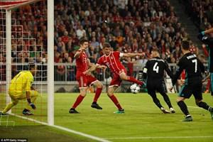 Tương lai Bayern sẽ thế nào sau trận 'đại chiến' với Real Madrid?