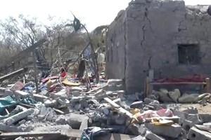 16 chiến binh Houthi bị tiêu diệt ở các cuộc không kích và đụng độ