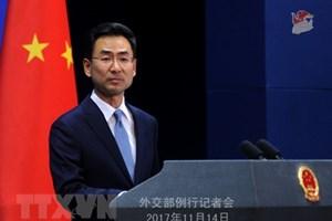 Trung Quốc kêu gọi coi trọng kết quả đạt được trên Bán đảo Triều Tiên