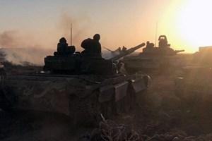 Hơn 30 binh sỹ Syria thiệt mạng trong cuộc phản công của IS