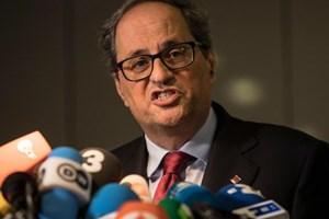 Tây Ban Nha bác bỏ đối thoại về vấn đề độc lập của Catalonia