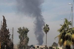 Thủ lĩnh tuyên truyền của phiến quân IS tại Syria bị tiêu diệt