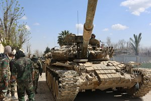 Chính phủ Syria sẽ nối lại chiến dịch chống IS tại Damascus
