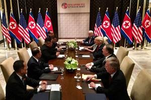 Quan chức nào của Mỹ và Triều Tiên tham dự cuộc họp mở rộng?