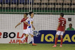 HAGL vùi dập Quảng Ninh, Thanh Hóa thắng 4 trận liên tiếp