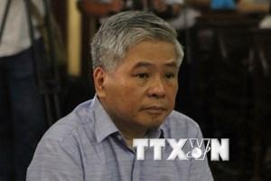 Đề nghị mức án tù đối với nguyên Phó Thống đốc Ngân hàng