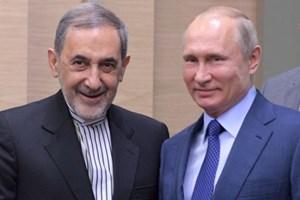Tổng thống Nga thảo luận về Syria với cố vấn lãnh tụ tối cao Iran
