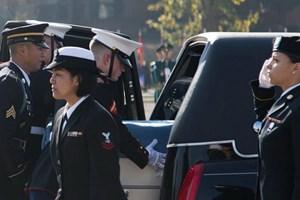 Triều Tiên không dự cuộc thảo luận trao trả hài cốt binh lính Mỹ