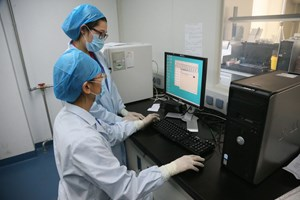 Malaysia đã có ca nhiễm virus cúm H7N9