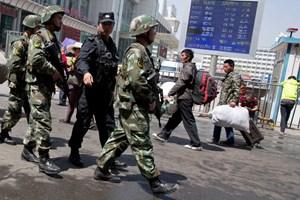 Mỹ lên án vụ đánh bom ở ga tàu hỏa Tân Cương, Trung Quốc