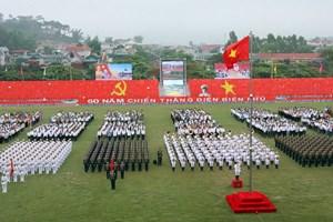 Truyền hình Pháp đưa tin về chiến thắng Điện Biên