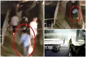 Nghi phạm đánh bom bến cảng Sathon vượt biên sang Malaysia