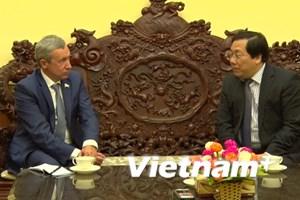 Nga coi Việt Nam là cầu nối quan trọng với các nước ASEAN