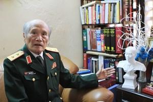 """Tướng Phạm Hồng Cư: """"Tiếng sấm Điện Biên"""" mãi âm vang"""