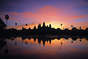 Cơ hội đi du lịch Campuchia với vé máy bay giá 0 đồng