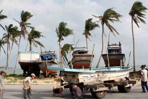 Đảm bảo thông tin liên lạc đối phó với siêu bão Haiyan