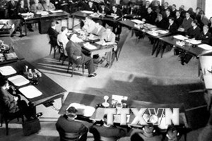 Hội nghị Geneva: Bài học lớn cho công tác đối ngoại Việt Nam