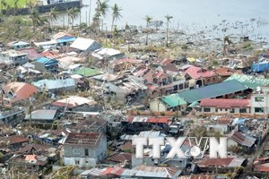 ASEAN tiếp tục hỗ trợ Philippines phục hồi sau siêu bão Haiyan