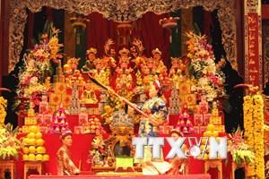 Các vị đại sứ ấn tượng với nghi lễ chầu văn-hầu đồng của Việt Nam