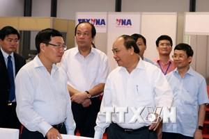 Thủ tướng kiểm tra công tác chuẩn bị hội nghị ACMECS-7, CLMV-8