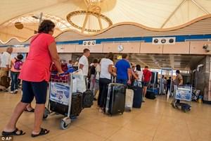 Đức nối lại chuyến bay chở khách tới Ai Cập sau 1 năm tạm dừng