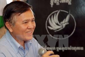 Tòa phúc thẩm Campuchia giữ nguyên án phạt với ông Kem Sokha
