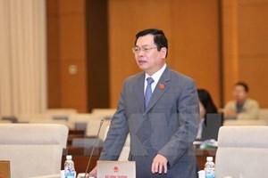 Cán bộ, đảng viên đồng tình với quyết định kỷ luật ông Vũ Huy Hoàng